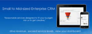 Small to Mid-Sized Enterprise CRM
