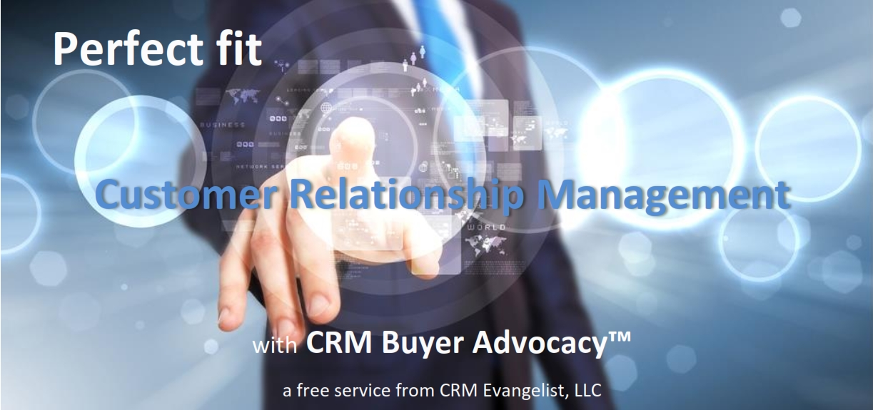 CRM Buyer Advocacy Services