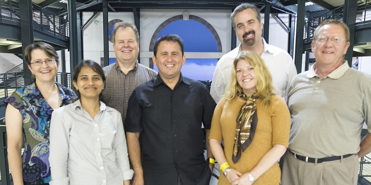 Photo: Some of the CRM Evangelist Team of CRM Experts and Marketing Automation Experts