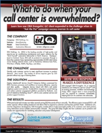 CRM Success at Manufacturer, IDQ & Armor Auto Group