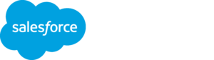 Salesforce Consulting Partner Logo (reversed)