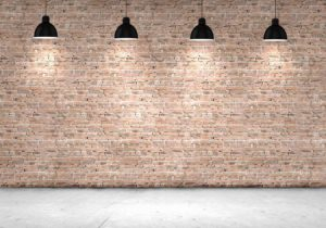 CRM Experts Home Page Brick Wall