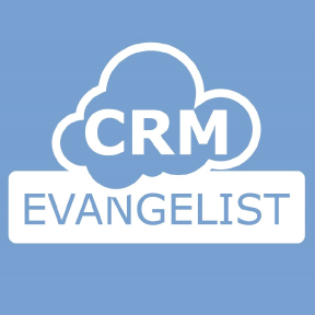 CRM Evangelist Logo - Salesforce CRM and Pardot Marketing Automation Software Implementation Experts