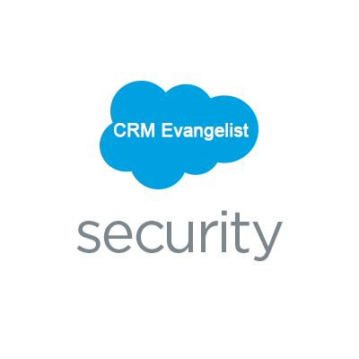 CRM Evangelist Cloud Security Assessment